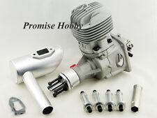DJ 72cc gas petrol engine w/ ignition & muffler for RC airplane