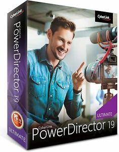 CyberLink PowerDirector 19 Ultimate - [PC]