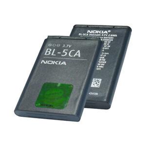ORIGINAL Nokia Akku BL-5CA 1100 1101 1110 i 1208 1280 1600 2310 Batterie 700mAh