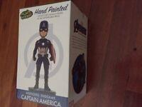Avengers 4: Endgame - Captain America Head Knocker-NEC61791-NECA