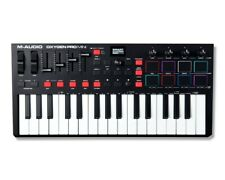 More details for m-audio oxygen pro mini usb midi keyboard controller