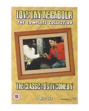 Love Thy Neighbour - The Complete Series (DVD, 2011, 8-Disc Set, Box Set)