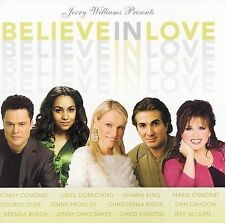 Believe In Love: Songs of Hope and Inspiration by