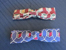 Vintage Bowtie 1950's Ormond NYC Rare Awesom Clip-on