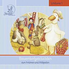 CD Sterntaler Bauernhofgeschichten zum Mitspielen