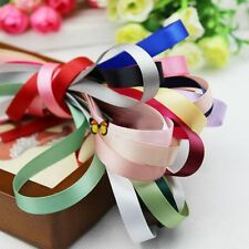 Sewing Yards Party Wrapping New 5/8'' Wedding Satin Handicraft Ribbon