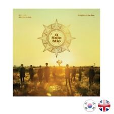 [NEW + SEALED!] SF9 Knights of the Sun O Sole Mio 3rd Mini CD Album K-pop UK