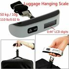 50kg/10g Portable LCD Digital Hanging Luggage Scale Travel Electronic Weight LOT
