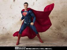 S.H. Figuarts Superman Justice League figure Tamashii web exclusive Bandai