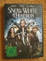 DVD Video Snow White & the Huntsman (2012) Schneewittchen Charlize Theron