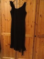 NafNaf size Large black evening dress - very good condition