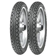 Coppia gomme pneumatici Pirelli MT 15 Mandrake 80/80-16 45J 110/80-14 59J
