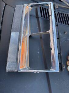 Volvo 240 Right Headlight Door 1980-1985 242 244 245 262 264 Bertone