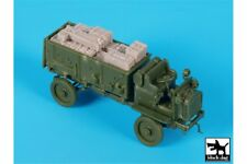 Black Dog T72103 1/72 FWD Model B Lorry Accessories Set