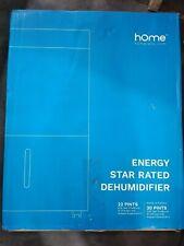 hOmeLabs 22 Pint Energy Star Dehumidifier Hme020030N