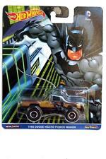 2016 Hot Wheels Pop Culture DC Comics Batman 1980 Dodge Macho Power Wagon