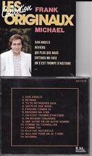 RARE CD 14 TITRES FRANK MICHAEL LES ORIGINAUX BEST OF 1991 IMPORT BELGIQUE