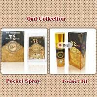 *SALE* Oud 24 hours 20ml Pocket Perfume + 10ml Roll On By Zaafaran Black Orchid
