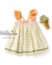 Girls Matilda Jane Platinum Charmer Lucy Top Size 10 NWOT