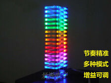 KS16 Fantasy Crystal LED level display music spectrum electronic rhythm VU