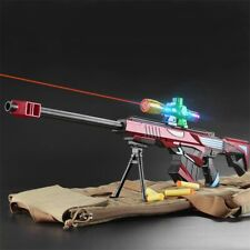 Plastic Infrared Water Bullet Gun Toy For Children Boys Sniper Rifle Pistol Soft