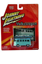 Johnny Lightning VOLKSWAGEN 1964 Samba Bus Limited Edition One of 4,000