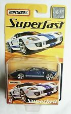 FORD GT MATCHBOX SUPERFAST #41 FORD GT DIECAST MINT!! 1 OF 8,000