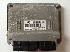 GENUINE SKODA FABIA 1.2 2002 - 2008 ENGINE ECU 03E 906 033 AB  03E906033 AB
