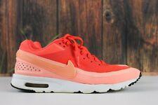 Nike Air Max BW Ultra Women Crimson Pink White Sz 9.5 Running Shoes 819638 600