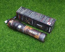 NEBO SLYDE KING 500 Lumen Rechargeable LED Flashlight Bundle, Camo - 6754