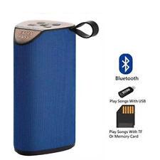 CASSA SPEAKER BLUETOOTH 4.1 TF USB PORTATILE SMARTPHONE TABLET MUSICA GT-111