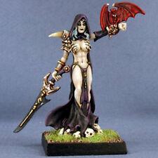 Reaper Dark Heaven Legends 02986 Eldessa Necromancer Undead Female Sorcerer D&D
