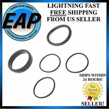For BMW 545 550 645 650 745 750 X5 Collapsible Water Transfer Feed Pipe SEAL KIT