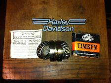 Panhead/Shovelhead 1955-68 genuina Harley-Davidson Genuino Buje Cojinete