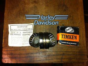 PANHEAD/SHOVELHEAD 1955-68 GENUINE HARLEY-DAVIDSON  genuine drive side bearing