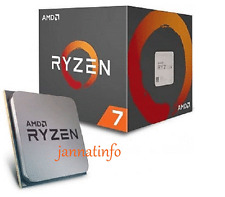 AMD RYZEN 7 SERIES 1700 8 CORE PROCESSOR AM4 SOCKET/20MB CACHE/UPto 3.7 GHz