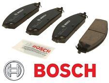 Bosch BC1058 Front Ceramic Brake Pads Chrysler 300 Dodge Caliber Charger