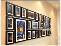 Home/Wedding Decor Wall Hang Wood Gallery Collage Picture Frames Set 26 Pcs