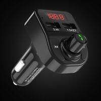 Lecteur Mp3 de Voiture Bluetooth 5.0 de Voiture,Transmetteur FM Sans Fil, a J6O5