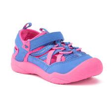 OshKosh B'gosh Toddler Girls' Bump-Toe Sandals Size 11 Toddler