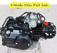 125cc Fully Auto Automatic Engine Motor Electric Start 70cc ATV Quad Dirt Bike