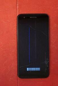 LG Aristo 3+ (Metro PCS) Android Smartphone Cracked Google Locked Clean ESN