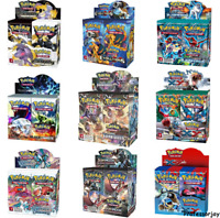 BRAND NEW XY S&M Pokemon Card BOOSTER BOXES 5th 6th & 7th Gen TCG