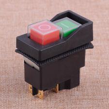 250 V KJD17 KLD28 IP55 4-Pin Liberación Interruptor para máquinas de taller