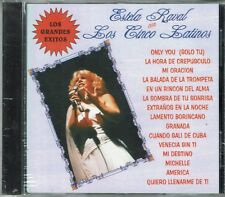 Estela Raval con Los Cinco Latinos   BRAND  NEW SEALED CD