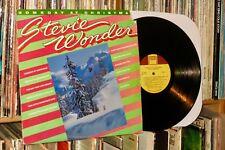 "STEVIE WONDER ""Someday At Christmas"" vintage Motown LP"