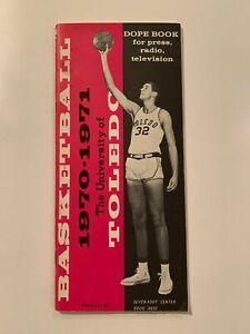 1970-71 University of Toledo men's basketball media guide