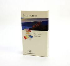 Filtros de Resina pálido tinte Lee Grad Filtro Set (100x150mm). nuevo
