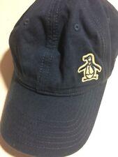 Penguin Brand Hat Blue High Quality Original Great Classic Logo Nice