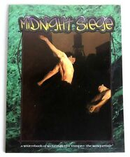ESL2274. RPG Trade Paperback Midnight Siege by White Wolf Publishing (2001)